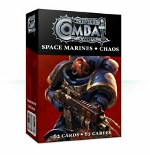 DATACARDS: SPACE MARINES COMBAT CARDS (ENGLISH)