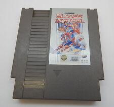 Nintendo NES Blades Of Steel Game Cartridge, Works R13341