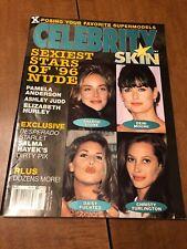 Celebrity Skin Magazine Jan 1996: Pam Anderson, Madonna, Richard Gere