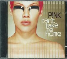 PINK  *CAN'T TAKE ME HOME* ORIGINAL 1999 GOLD LABEL CD LIKE NEW