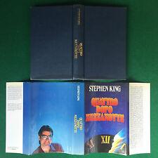 Stephen KING - QUATTRO DOPO MEZZANOTTE , Ed.Club (1991) Libro Horror Cop.Rigida