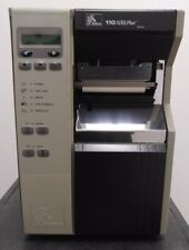 Zebra 110XiIII Plus Printer with USB and Ethernet Interfaces 112-7A1-00000