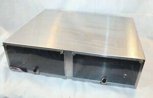APW Wyott BC-31 Hot Dog Bun Cabinet (100) Bun Capacity