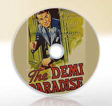 The Demi-Paradise (1943) DVD Classic Romantic Comedy Film Laurence Olivier
