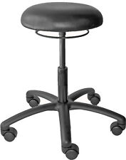 Doctor Exam Chair Stool Heavy Duty Rated 350 lbs Made In USA New