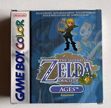 The Legend Of Zelda: Oracle Of Ages (Nintendo Game Boy Color, 2001) ? Top ?