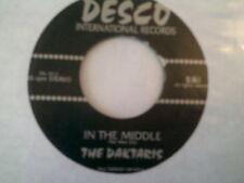 "THE DAKTARIS - IN THE MIDDLE * SOUL FUNK 7"" 45"