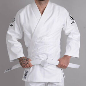 Valor Shori 450 Judo Suit White | FREE White Belt | FREE Delivery