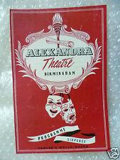 1962 Opera Programme THE MAGIC FLUTE by Mozart, Carl Ludwig Giesecke