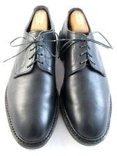 "Allen Edmonds ""MACKENNA"" Plain Toe Blucher 8 E Black  (352)"