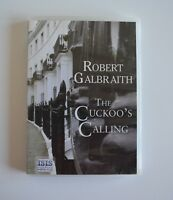 The Cuckoo's Calling - by Robert Galbraith - MP3CD - Audiobook