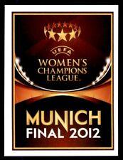 Panini Champions League 2011-2012 - UEFA Women's Champions League Logo No. 558