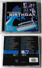 BIRTHDAY ROCK - Rainbow, Frijid Pink, Slade,... 32 Track Club-Edition DO-CD TOP