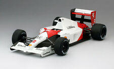 True Echelle McLaren MP4/6 #2 G. Berger - San Marin GP 2nd Placer 1991 1/18