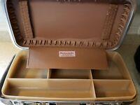 Samsonite Silhouette Shwayder Bros Style 1512 Luggage Train Case