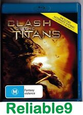 Clash of the Titans includes alternate ending Bluray+Exclusive features-2010 AUS
