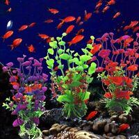 Lovely Fish Tank Decor Simulation Artificial Environmental Landscape