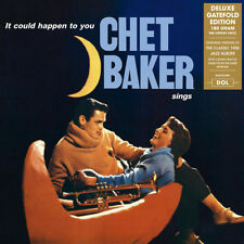 Chet Baker Sings It Could Happen To You - NEW SEALED Import 180g LP w/ gatefold