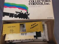HO SCALE ATHEARN/COLLECTORS CORNER UNION PACIFIC 40' BOX CAR KIT