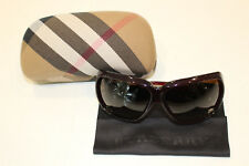 New without Tag- Burberry B-4013 3014/13 Red Square Sunglasses