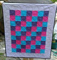Quilt Crib Handmade Patchwork