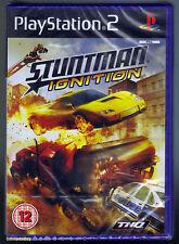 Stuntman: Ignition (Sony PlayStation 2, 2007) - European Version