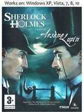 Sherlock Holmes: Nemesis - Remastered PC Game