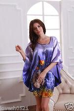 New Sleepwear Robes Bat shirt Pyjama Night Dress Sleep Oriental Kaftan Nightwear