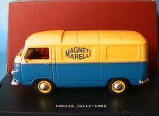 LANCIA JOLLY TOLE 1962 MAGNETI MARELLI STARLINE 530712 1/43 YELLOW BLUE JAUNE