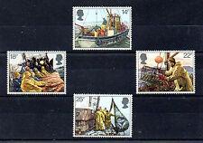 Gran Bretaña Pesca Serie del año 1981 (WAT-864)