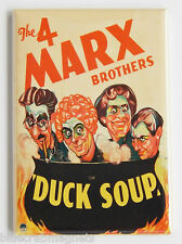 Duck Soup FRIDGE MAGNET (2 x 3 inches) movie poster window card marx brothers