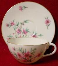 LENOX china PEACHTREE pattern W301 CUP and SAUCER Set