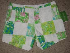 Lilly Pulitzer Womens Callahan Shorts Lioness Patch 2