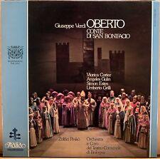 3 LP BOX ITALIA CETRA Verdi OBERTO Pesko CORTEZ GULIN ESTES GRILLI ITL-70001