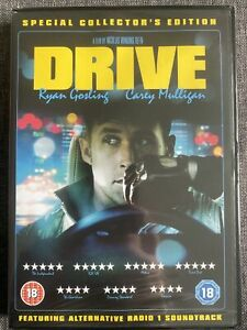 Drive Special Collectors Edition  (2012) Ryan Gosling NEW SEALED DVD