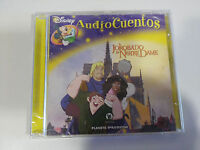 El Humpback de Notre Dame CD Märchen WALT DISNEY Gr Edit 2006+ Todo Reves