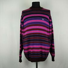 Lacoste Wool Blend Pullover Sweater Size 7