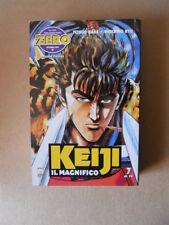 KEIJI Il Magnifico #7 di 18 Tetsuo Hara Star Comics Manga [G921]