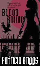 PATRICIA BRIGGS ___ BLOOD BOUND ____ BRAND NEW __ FREEPOST UK