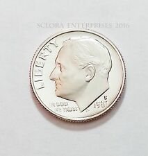1981 S Roosevelt *Proof* Dime *Type I (1)* *Free Shipping*