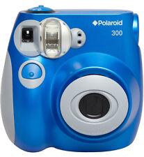 Polaroid 300 Classic Compact Instant Film Analogue Camera Blue