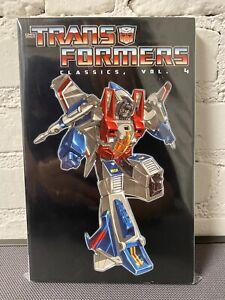 TRANSFORMERS Classics Vol 4 TPB (IDW 2012) VF OOP & Rare
