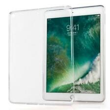 Smooth Slim Super Soft TPU Gel Clear Case Cover for iPad Air One 5th Clear