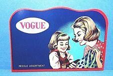 Vintage Vogue Needle Case Book