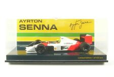 1 43 MINICHAMPS McLaren Mp4/4b Test Car Senna 1988