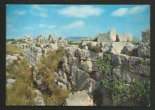 AD7859 Siracusa - Città - Castello Eurialo - Le Torri