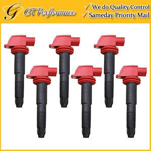 OEM Quality Ignition Coil 6PCS for 08-14 Porsche Cayenne/ 10-16 Panamera V6 V8