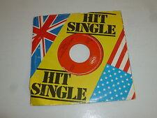 "BLOEM - Omdat (Parco Que Because) - 1982 Dutch 7"" Juke Box Single"