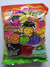LOT 2 Tik Tok Jelly Fruit Candy Bag DIN DON'S Fruity Ju-C Jelly18 piece