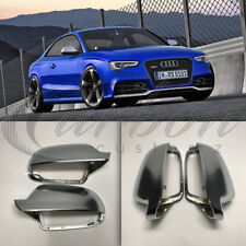 Audi A5/S5/RS5 Polished Aluminium Wing Mirror Covers 'S5/RS5 Style' 2009-2016